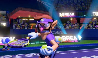 Walugi Mario Tennis Aces NERF