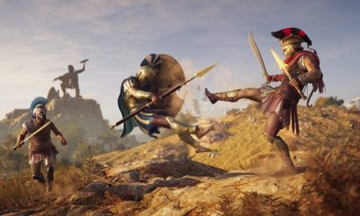 Assassin's Creed Odyssey RPG