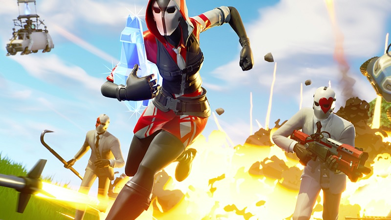 Fortnite High Stakes challenges - how to unlock the crowbar harvesting tool