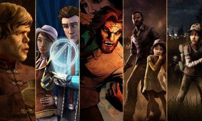Telltale Games closure