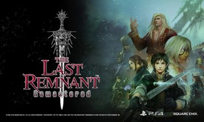 The Last Remnant PS4 Remastered