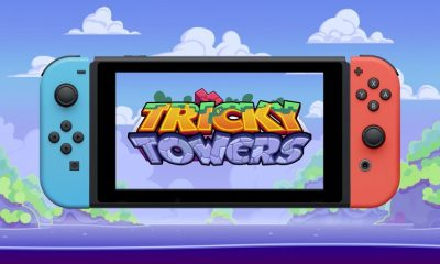 Tricky Towers Switch release date