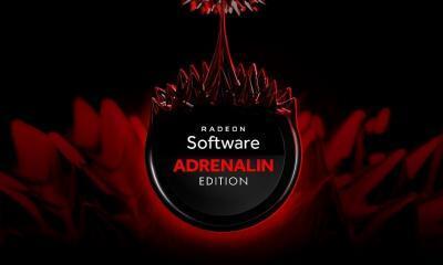AMD Radeon Adrenalin driver