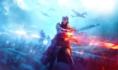 Battlefield 5 Firestorm battle royale Spring 2019