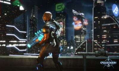 Crackdown 3 100% multiplayer destruction