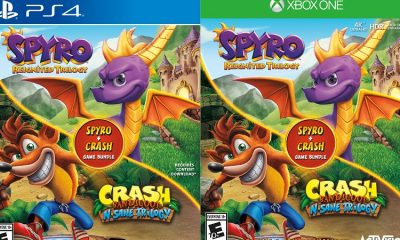 Spyro Crash