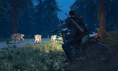 Days Gone PS4 delay