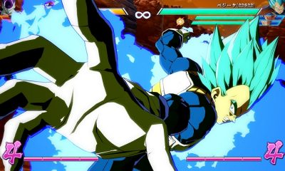 Dragon Ball FighterZ Vegeta