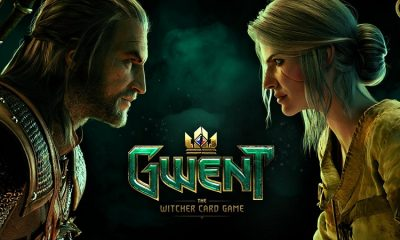 Gwent The Witcher Card Game launch
