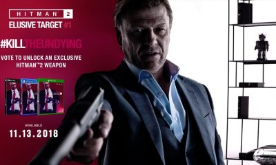 Hitman 2 Sean Bean Mark Faba