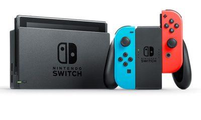 Nintendo Switch New Model 2019