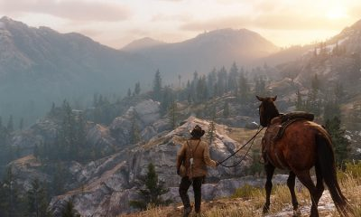 Red Dead Redemption 2 full map