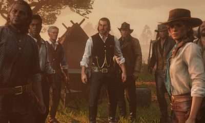 Red Dead Redemption 2 full trophy list