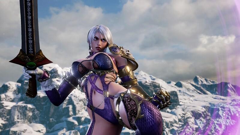 Soulcalibur 6 Cheats Add God Mode And Infinite Soul Energy