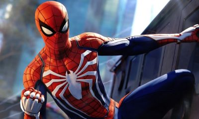 Spider-Man PS4 platinum trophy