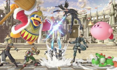 Super Smash Bros. Ultimate 7 new characters