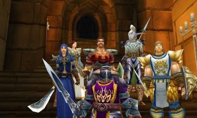 World of Warcraft Classic Demo