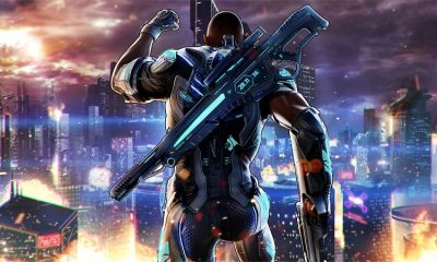 Crackdown 3 cheats
