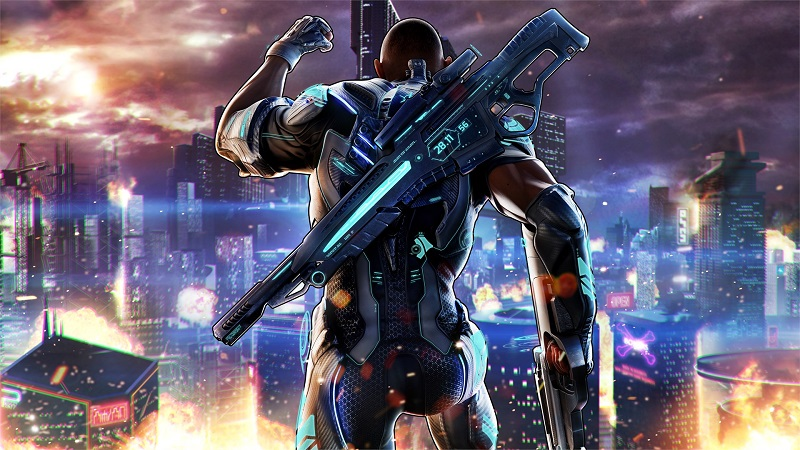 Crackdown 3 PC system requirements