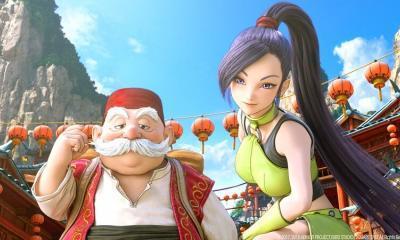 Dragon Quest 11 sales