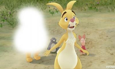 Kingdom Hearts 3 Winnie the Pooh censored