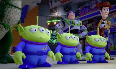 Kingdom Hearts 3 Toy Story development WRAPS