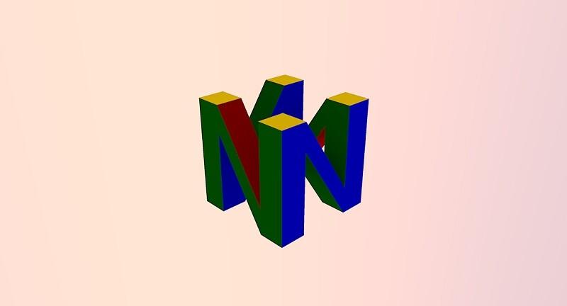 n64 logo hd wallpaper - 800×432