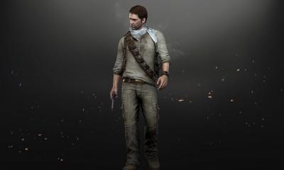 PUBG PS4 Nathan Drake
