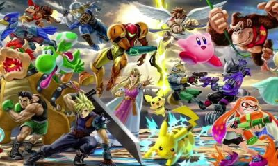 Super Smash Bros. Ultimate free content post-launch