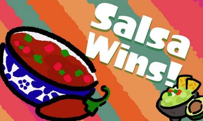 Splatoon 2 Splatfest Salsa WINS