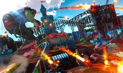 Sunset Overdrive PC launch