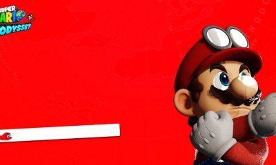 Super Mario Odyssey YUZU