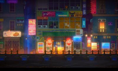 Tales of the Neon Sea demo Steam