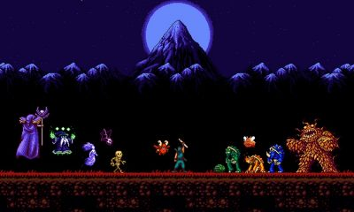 The Messenger New Game Plus