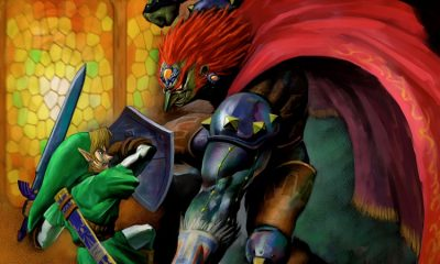 The Legend of Zelda Ocarina of Time 20 Years
