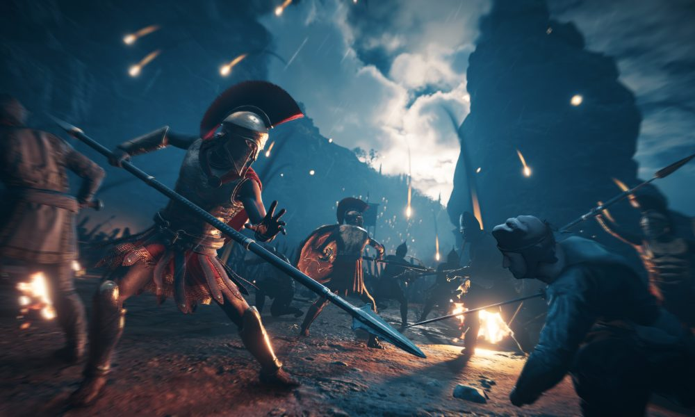 Assassin's Creed, For Honor Crossover Teased By Ubisoft