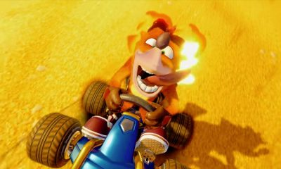Crash Team Racing Nitro-Fueled June 2019
