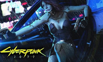 Cyberpunk 2077 Game Awards