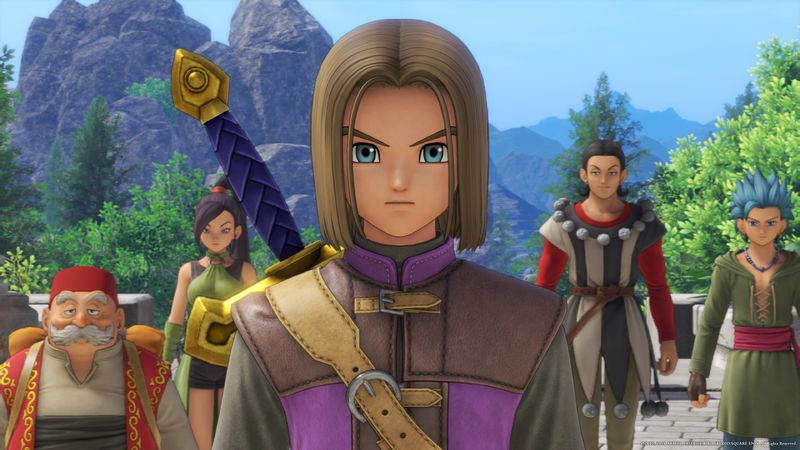 Square Enix Preparing Dragon Quest XI S Surprise For 1st January