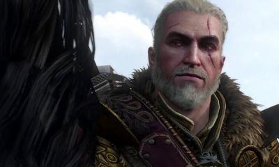 Geralt Monster Hunter World