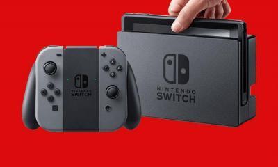 Nintendo Switch Titles