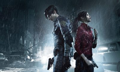 Resident Evil 2 remake 1-shot demo