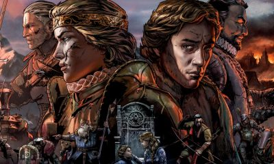 Thronebreaker: The Witcher Tales PS4 review