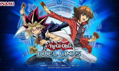 Yugioh Duellinks banner