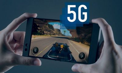 5G Network Gaming