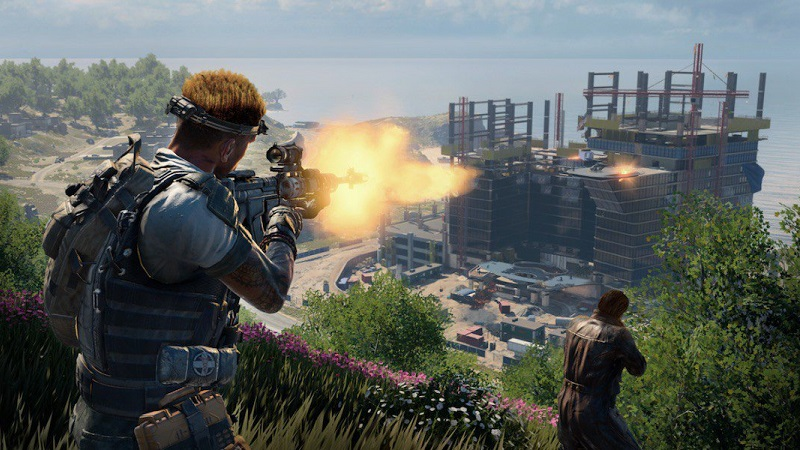 Call of Duty Black Ops 4 Blackout free trial download