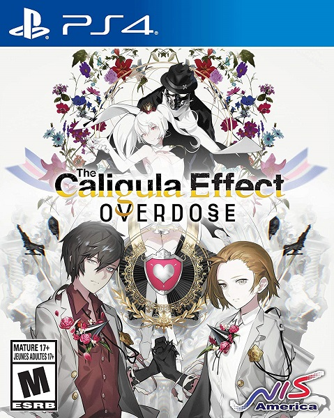 The Caligula Effect Overdose box art