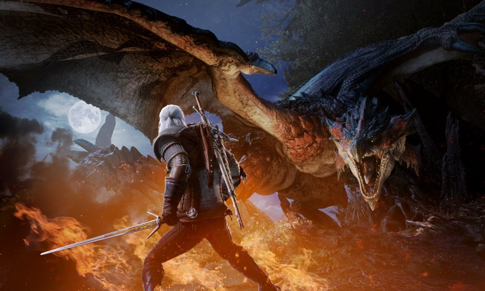 The Witcher 3 Crossover Drops February