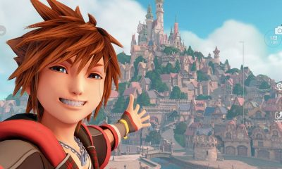 Kingdom Hearts 3 PS4 Xbox One download file size