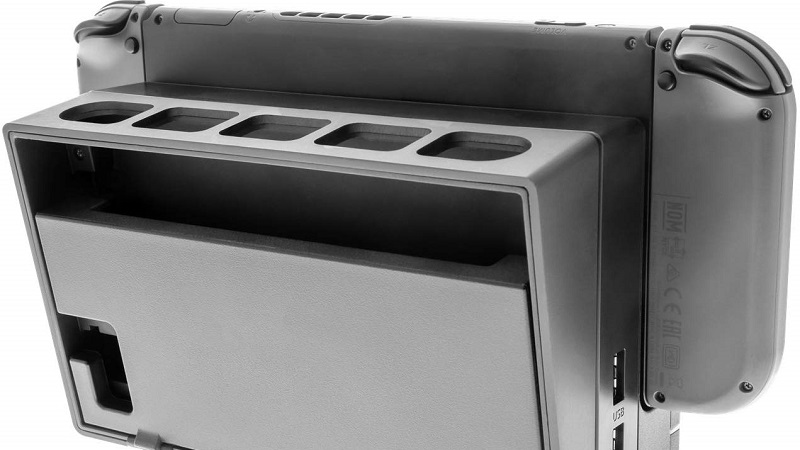 Nyko Switch Intercooler Dock price release date